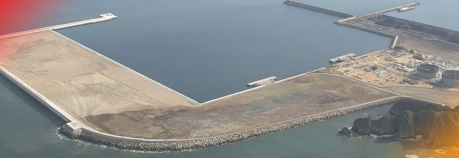 Prácticas Máster ICCP: Ramal Acceso Puerto Santander.